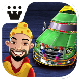 Horn OK Please - Indian Trailer Truck Driving and Parking Free Game