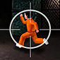 Prison Sniper Gra - Shooting Games