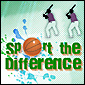 Sport the Difference Game - Sports Games