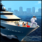 Yacht Parking Spel - Car Games