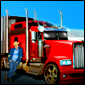 American Truck: Ice Age Game - Car Games