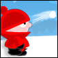 Snowball Battle Game - Shooting Games