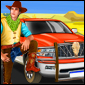 Texas Truck Parking Game - Car Games