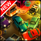 Traffic Frenzy: Vegas Game - Car Games