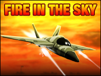 Fire In The Sky Game - Shooting Games