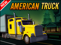 American Truck Gra - Car Games