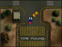 Towing Mania Game - Car Games