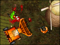 Texas Farm Thrasher Game - Action Games