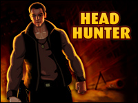 Head Hunter Gra - Shooting Games