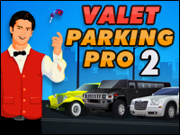 Valet Parking Pro 2  Game - Car Games