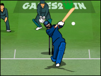 Hit and Run Spiel - Cricket Games
