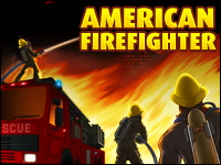 American Firefighter Game - Car Games