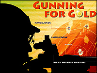 Gunning For Gold Game - Sports Games