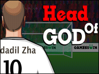 Head Of God Game - Sports Games