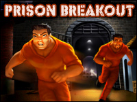 Breakout Więzienie Game - Action Games