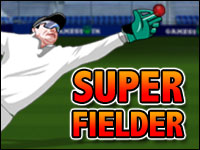 Super Fielder Game - Cricket Games
