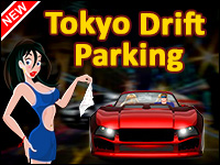 Tokyo Drift Parking Game - Car Games