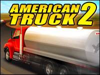 American Truck 2 Game - Car Games