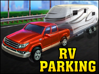 RV Parking Spel - Car Games