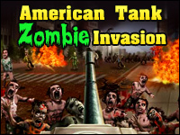American Tank: Zombie Invasion Game - Shooting Games