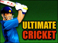Ultimate Cricket Spel - Cricket Games