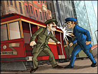 SF Tram di controllo del traffico Game - Strategy Games