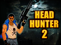 Head Hunter 2 Game - Shooting Games