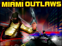 Miami Outlaws Gra - Shooting Games