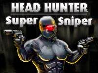Head Hunter: Super Sniper Spel - Shooting Games