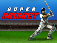 Super Cricket Spiel - Cricket Games