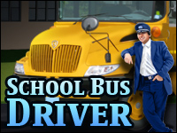 schoolbus chauffeur Game - Car Games