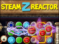 Steam Z Reactor Game - Puzzle Games