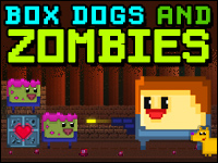 Box Dogs And Zombies Game - Shooting Games