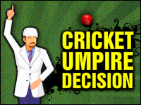Cricket Umpire Decision Game - Cricket Games