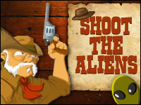 Shoot The Aliens Game - Shooting Games