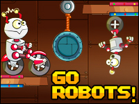Go Robots Game - Physics Games