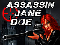 Assassin Jane Doe Gra - Action Games