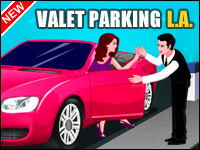 Valet Parking L.A. Game - Car Games