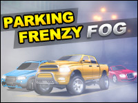 Parking Frenzy: Fog Game - Car Games