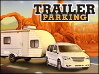 Trailer Parking Game - Car Games
