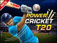 Macht Cricket T20 Spel - Cricket Games