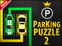 Parking Puzzle 2 Game - Car Games