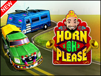 Horn Ok Please Game - Car Games