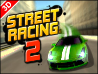 Street Racing 2 Game - Car Games