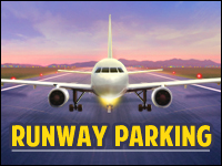 Parking Runway Gra - Car Games