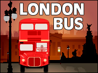 London Bus Game - Car Games