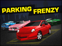 Parking Frenzy Game - Car Games