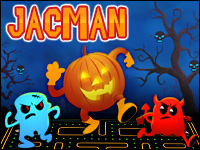 Jacman Game - Arcade Games