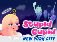 Stupid Cupid New York City Spiel - Physics Games