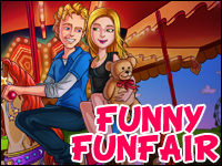 Funny Funfair Spiel - Naughty Games